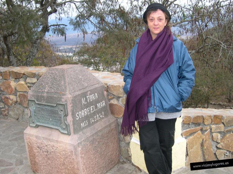 Cerro de San Bernardo. Salta la Linda