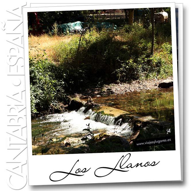 Los Llanos. Cantabria