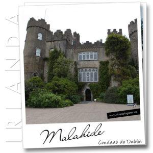 Malahide Castle. Irish