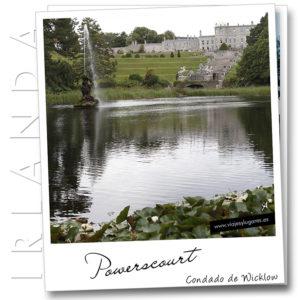 Powerscourt mansión y jardines