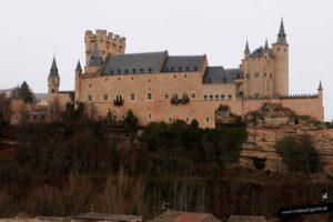 Alcázar de Segovia. España