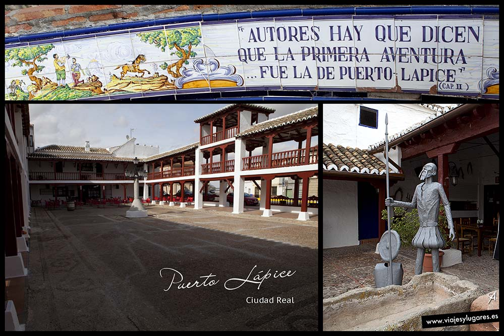 Buscando a Don Quijote: Puerto Lápice