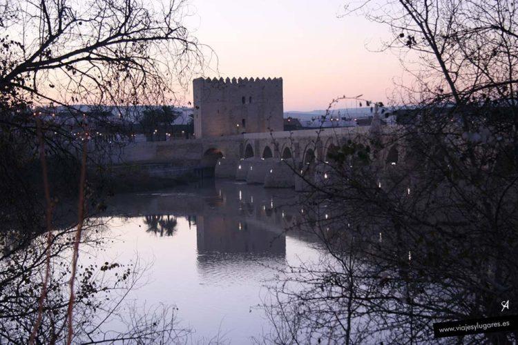 Puente romano y Torre de Calahorra, Córdoba