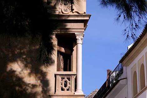 Museo Arqueológico en Córdoba. Está en el Palacio Renacentista de los Páez de Castillejo