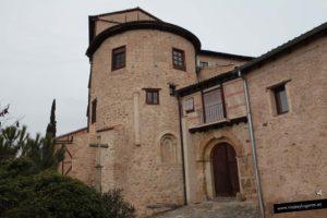 Monasterio de San Vicente El Real, siglo XII-XVII. Segovia. España