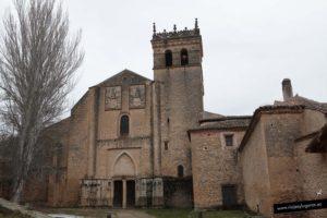 La ermita de la Virgen del Parral. Segovia