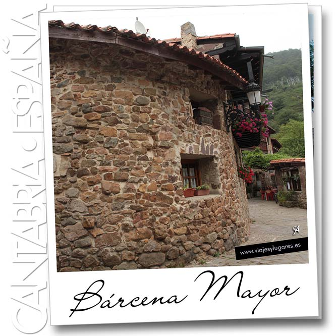 Bárcena Mayor • ruta por Cantabria