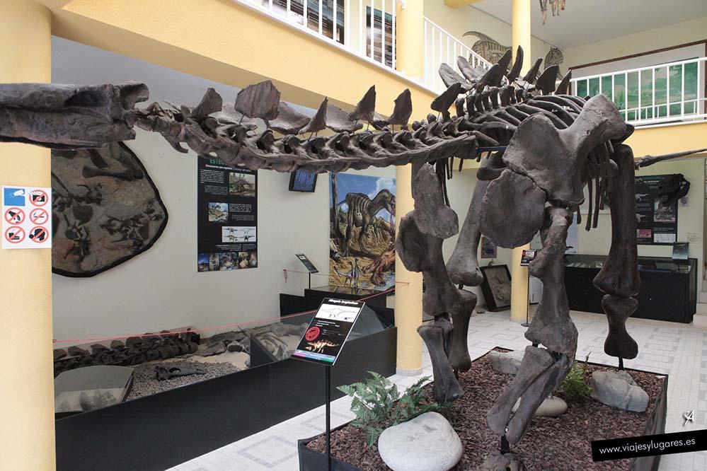 Museo de dinosaurios de Lourinhã