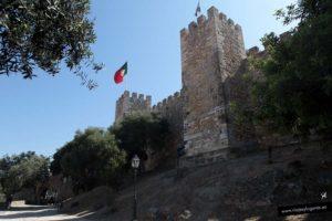 Castillo de San Jorge. Lisboa. Portugal