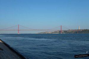 Puente 25 de Abril. Lisboa. Portugal