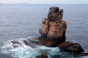 Cabo Carvoeiro. Peniche. Portugal