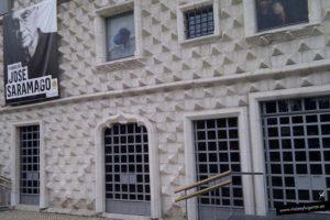 Casa de los Bicos. Lisboa. Portugal