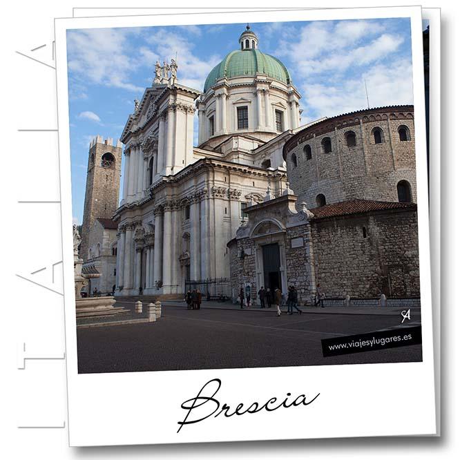 Paseando por Brescia. Italia