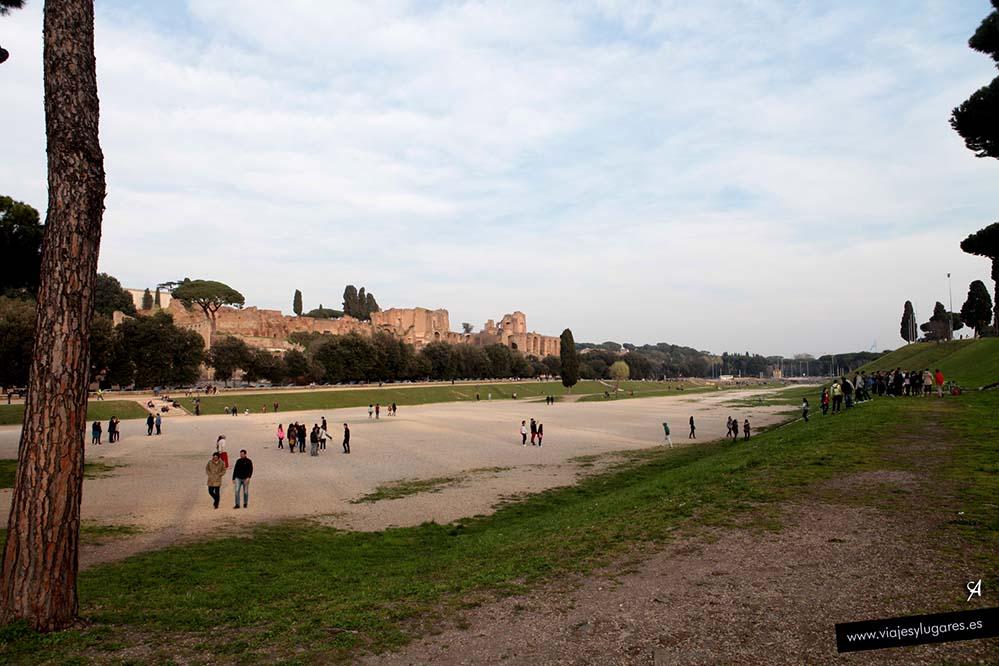 Circo Máximo, el mayor estadio del mundo