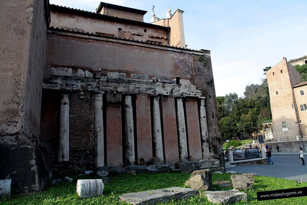 Basilica San Nicola in Carcere