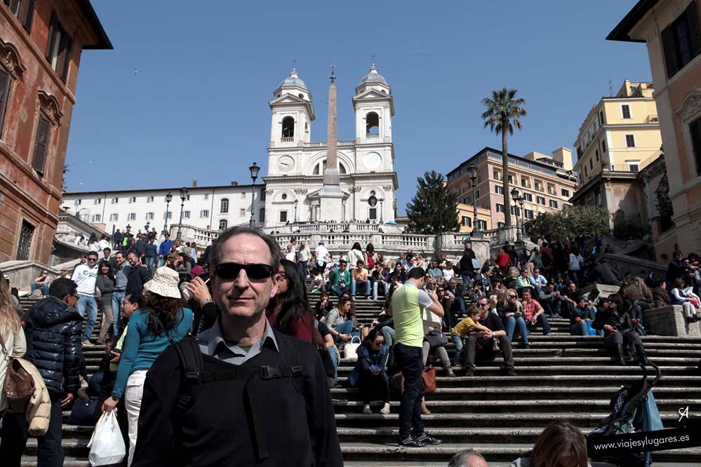 Plaza de España. Roma