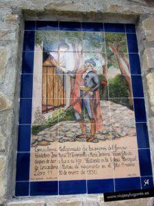 El bandolero José María el Tempranillo