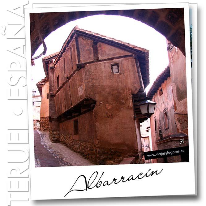 Paseando por Albarracín