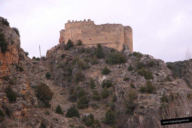 Castillo de Santa Croche en Albarracín