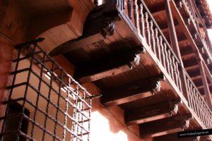 Calle del Portal de Molina en Albarracín