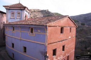 La Casa Azul en Albarracín
