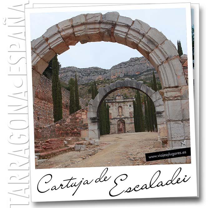 Cartuja de Santa María de Escaladei, Tarragona