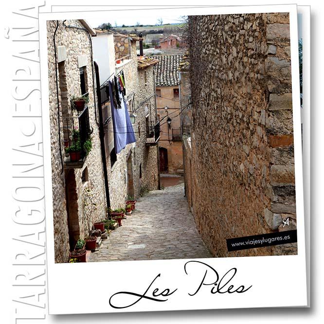 Les Piles, Tarragona
