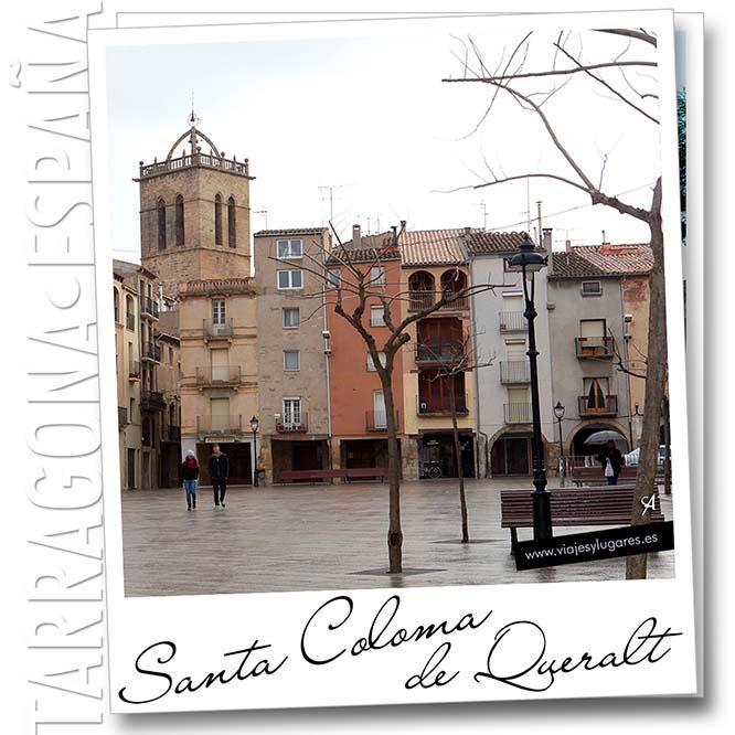 Santa Coloma de Queralt, Tarragona