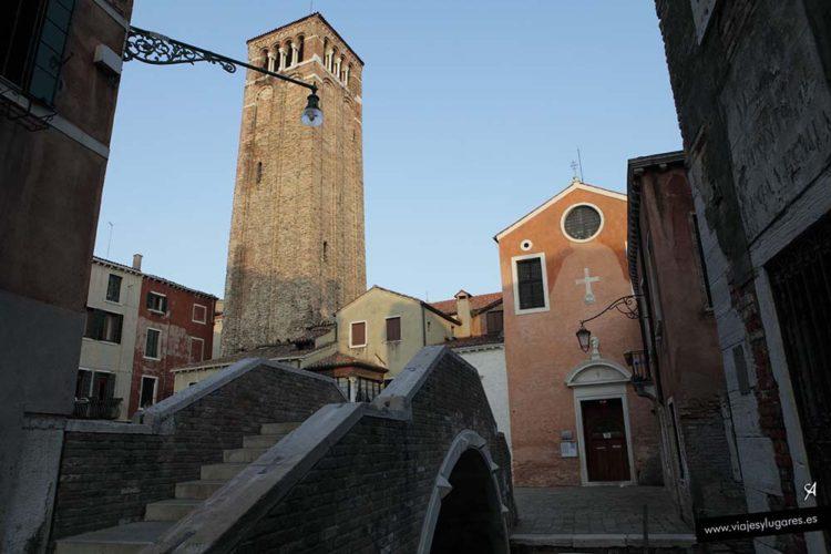 Iglesia de San Giacomo dell'Orio