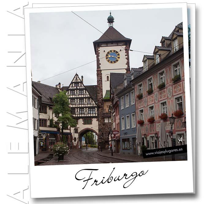 Friburgo. Alemania