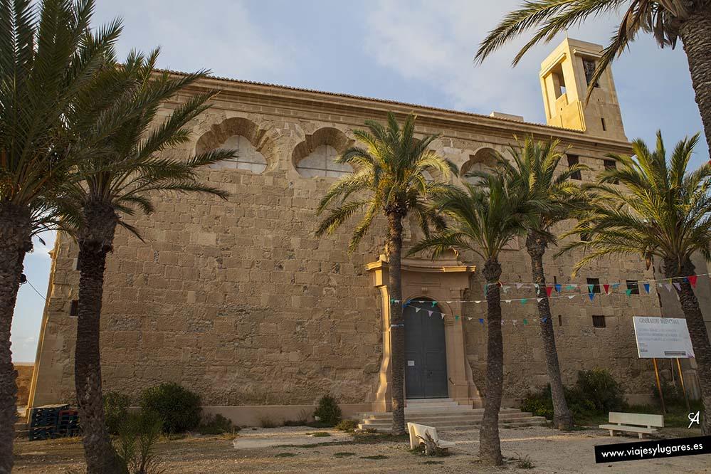 La iglesia de San Pedro y San Pablo