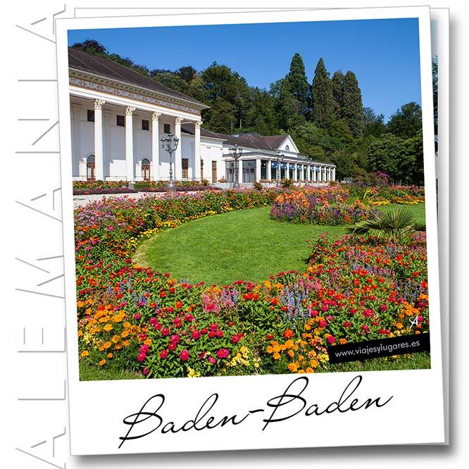 Baden-Baden. Alemania