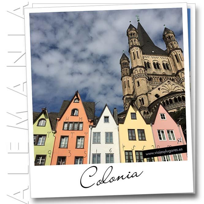 Colonia. Alemania