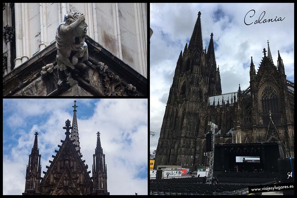 Catedral de Colonia en Alemania