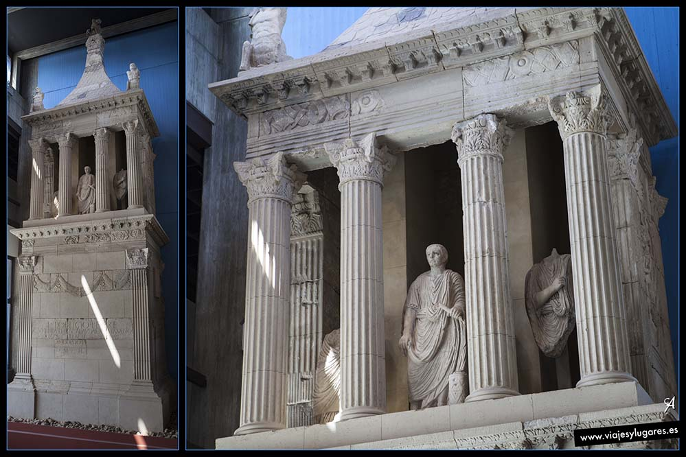 tumba del legionario Publicio. Museo Romano Germánico