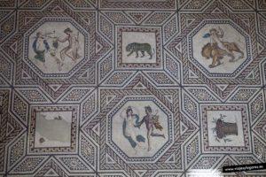 Mosaico de Dionisos