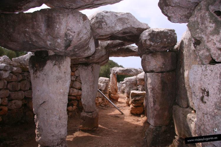 Torre en Galmés en Menorca