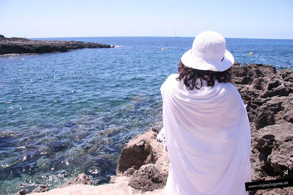 El complejo arquitectónico de Binibèquer Vell en Menorca