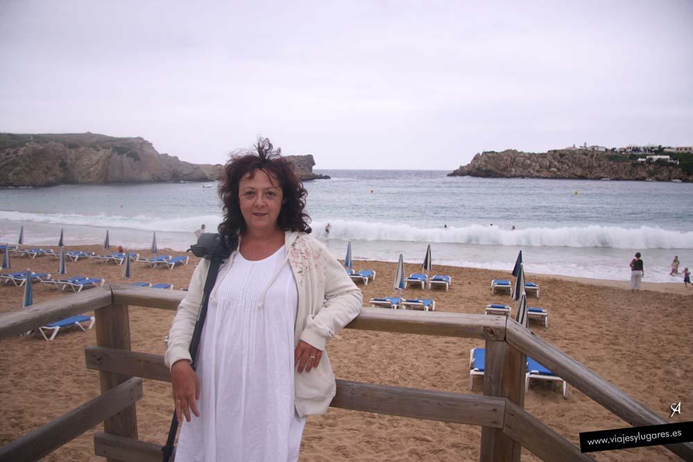 Arenal d'en Castell en Menorca