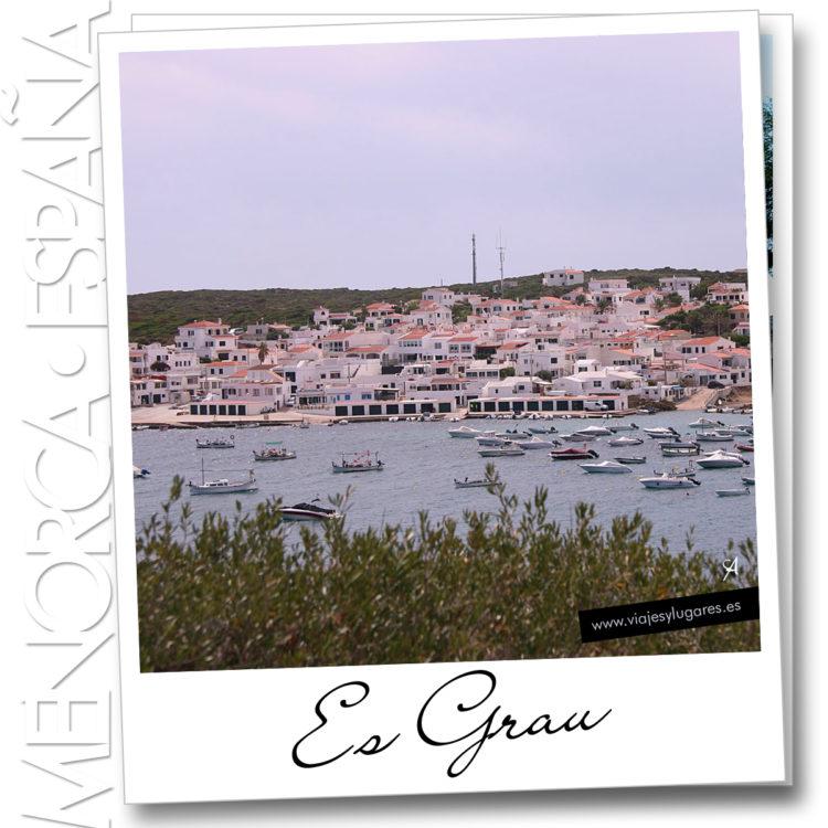 Es Grau en Menorca