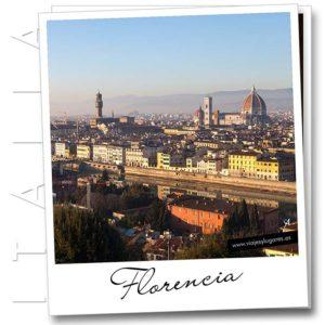 La vista más bonita de Florencia