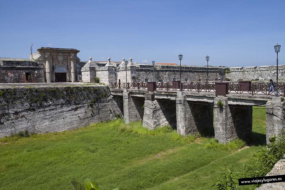 Fortaleza de San Carlos de la Cabaña. Fortalezas de La Habana