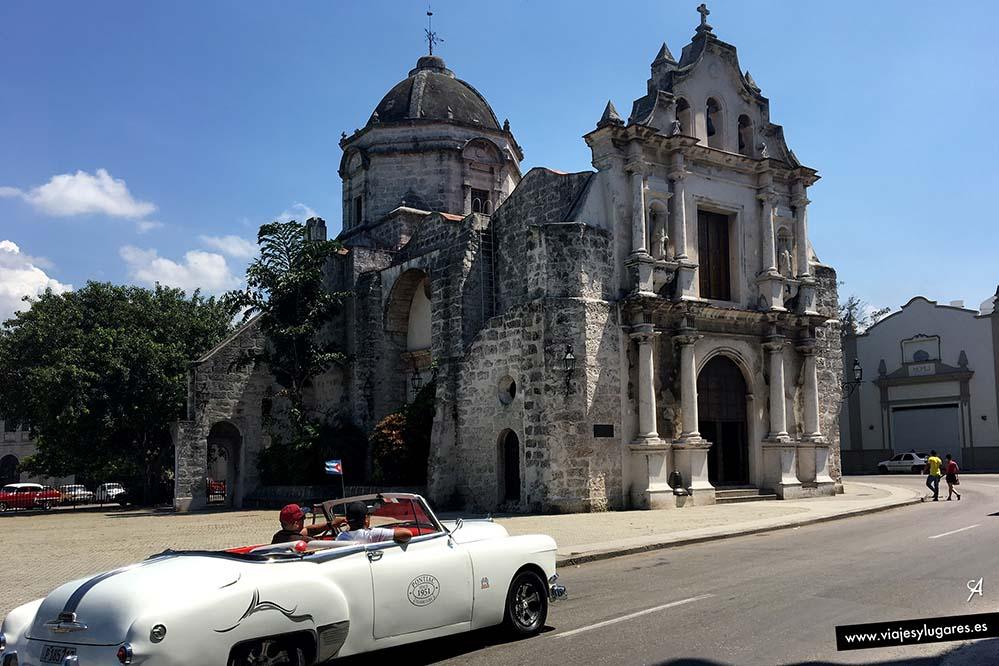 Iglesia de San Francisco de Paula. C/ Leonor Pérez, 110. La Habana