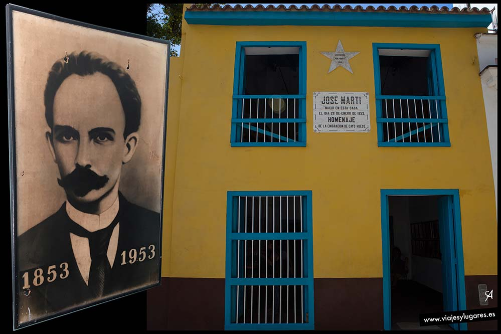 Casa Museo de José Martí. La Habana