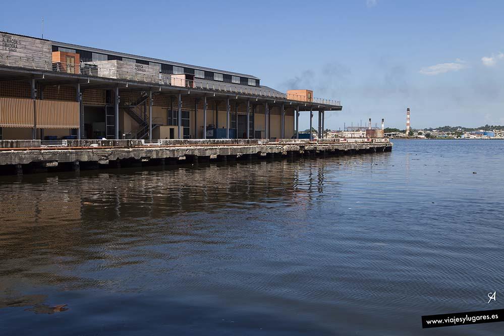 Almacenes San José. La Habana