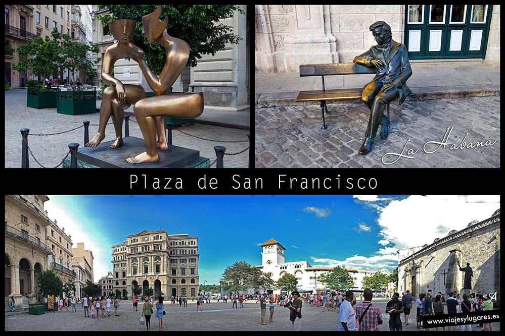 Plaza de San Francisco. La Habana