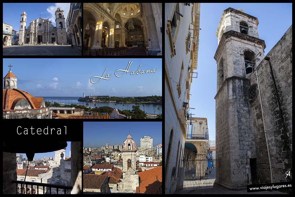 Catedral. Paseando por La Habana Vieja