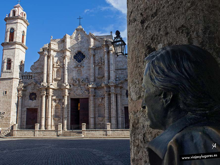 Antonio Gades. Paseando por La Habana Vieja
