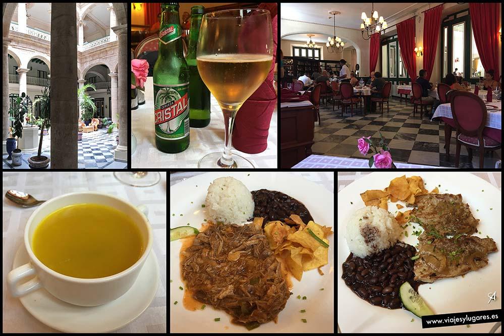 Hotel Florida. Calle Obispo. La Habana