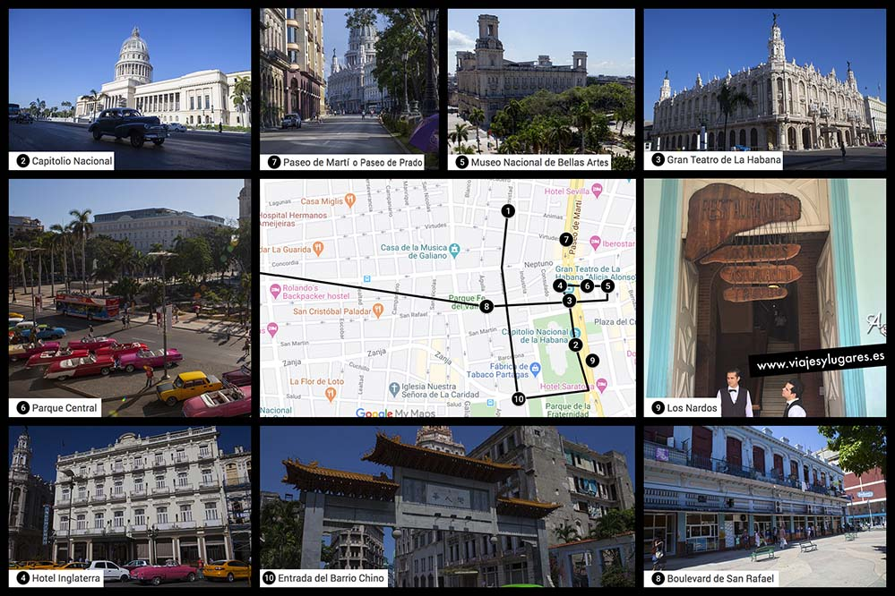 Paseando por Centro Habana